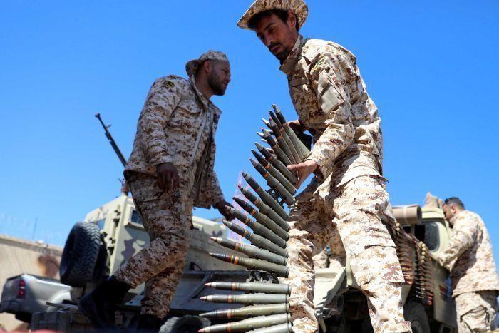Libya: Ông Trump điện đàm ủng hộ tướng Haftar  - ảnh 3
