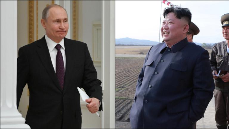 Triều Tiên lên tiếng về cuộc gặp giữa ông Putin và ông Kim - ảnh 1