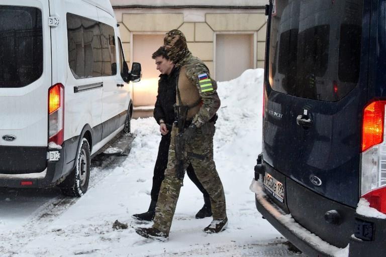 Nga nói gì về số phận của 24 thủy thủ Ukraine bị bắt giữ? - ảnh 1