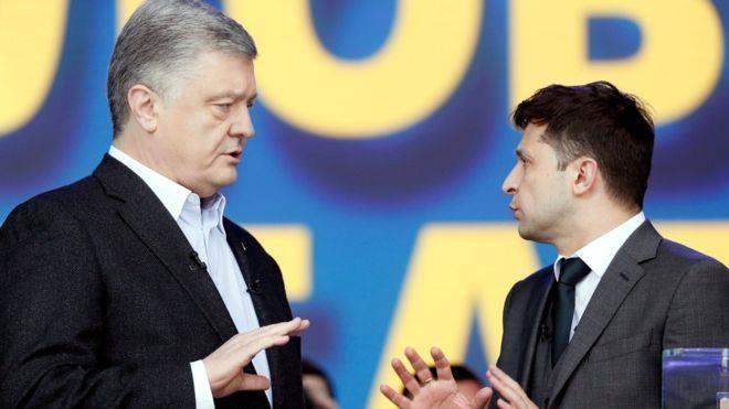 Ông Putin nêu lý do ông Poroshenko thua trong bầu cử Ukraine - ảnh 2