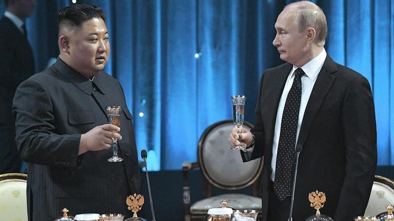 Ông Putin nêu lý do ông Poroshenko thua trong bầu cử Ukraine - ảnh 1
