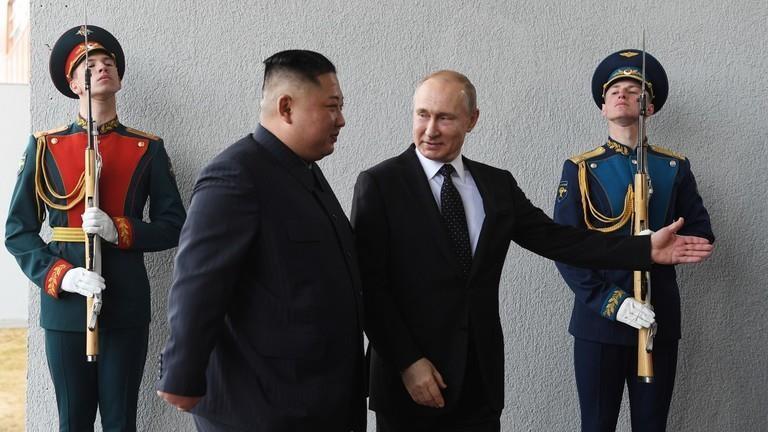 Ông Putin sẵn sàng 'kể' với ông Trump về thượng đỉnh Nga-Triều - ảnh 2