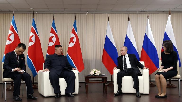 Ông Putin sẵn sàng 'kể' với ông Trump về thượng đỉnh Nga-Triều - ảnh 1