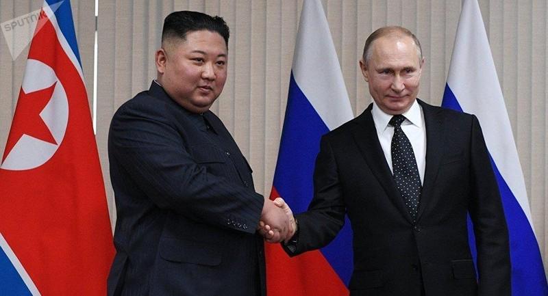 Ông Trump lên tiếng về thượng đỉnh Putin-Kim - ảnh 2