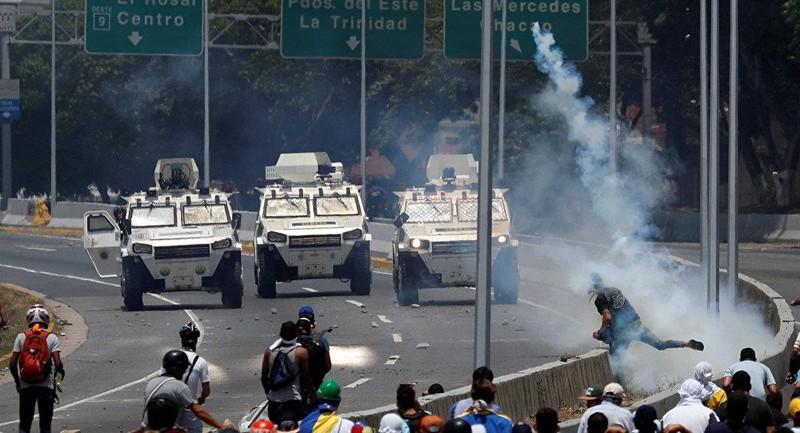 Nga-Mỹ leo thang căng thẳng vì Venezuela - ảnh 3
