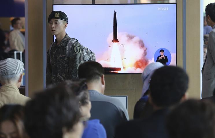 Nga phản ứng khi Mỹ nói có liên quan vụ thử tên lửa Triều Tiên - ảnh 1