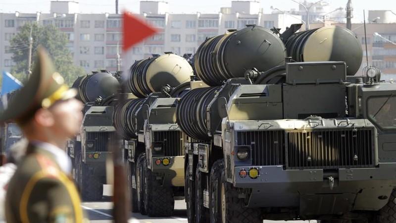 Phát hiện hệ thống S-300 Nga ở bãi thử của Mỹ? - ảnh 2