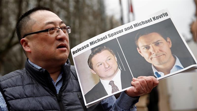 Trung Quốc chính thức bắt giữ 2 công dân Canada  - ảnh 1