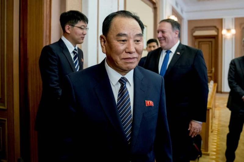 Quan chức Triều Tiên bất ngờ xuất hiện giữa tin đồn bị 'xử' - ảnh 1