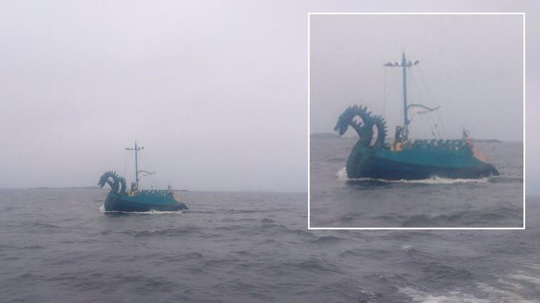 Phần Lan sửng sốt với 'quái vật biển ba đầu' của Nga - ảnh 1