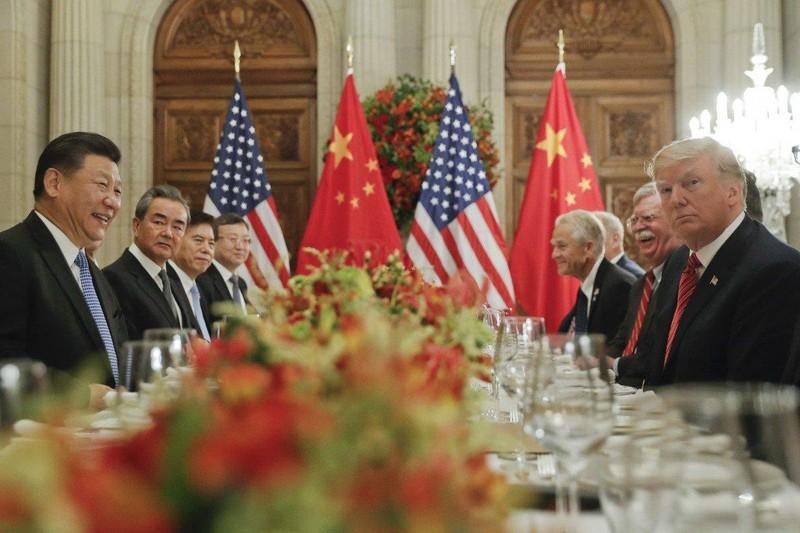 Trung Quốc im lặng về cuộc gặp Tập-Trump tại G20 - ảnh 1