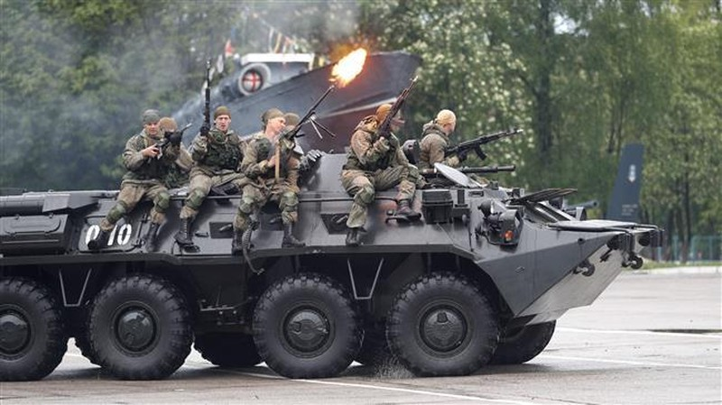 Nga vừa theo dõi NATO tập trận vừa tập trận riêng để đáp trả - ảnh 3