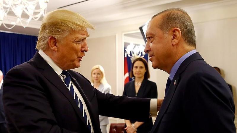 Ông Trump cân nhắc 3 gói trừng phạt áp vào Thổ Nhĩ Kỳ vì S-400 - ảnh 2