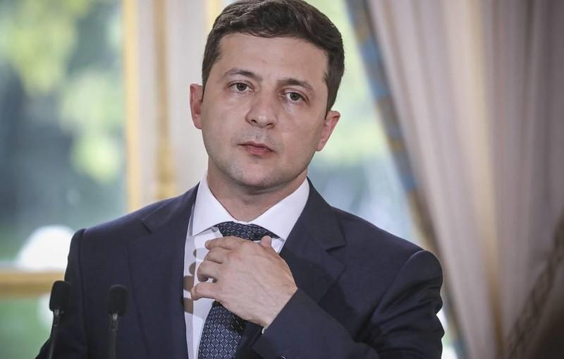Nga đáp trả bình luận của ông Zelenskiy về Crimea - ảnh 1