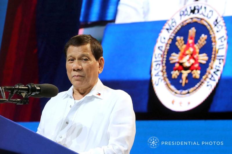 Tổng thống Duterte cảm ơn Việt Nam cứu ngư dân Philippines - ảnh 1