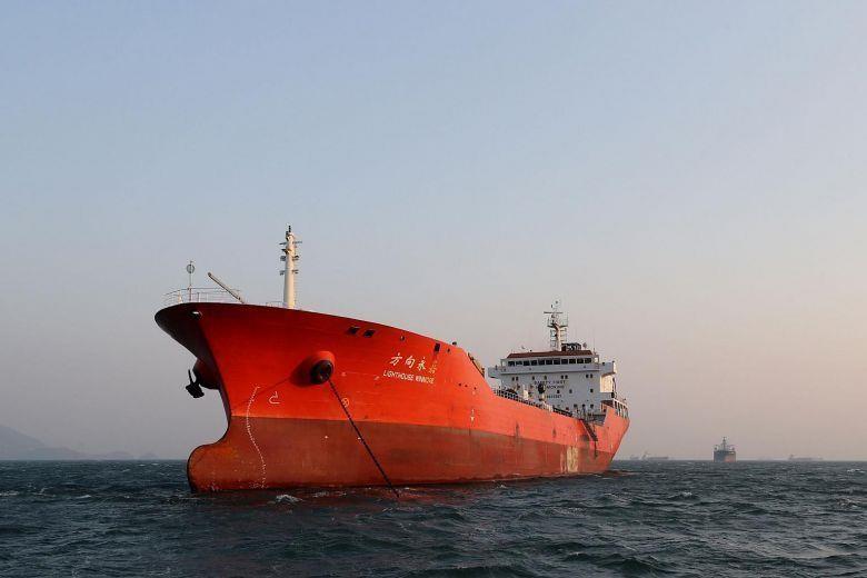 Doanh nhân Đài Loan bán dầu cho Triều Tiên nhảy lầu tử vong - ảnh 1