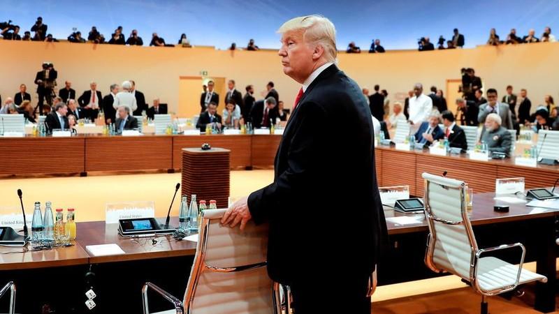 Ông Trump sẽ gặp ông Tập tại G20, kết quả sao cũng được? - ảnh 1