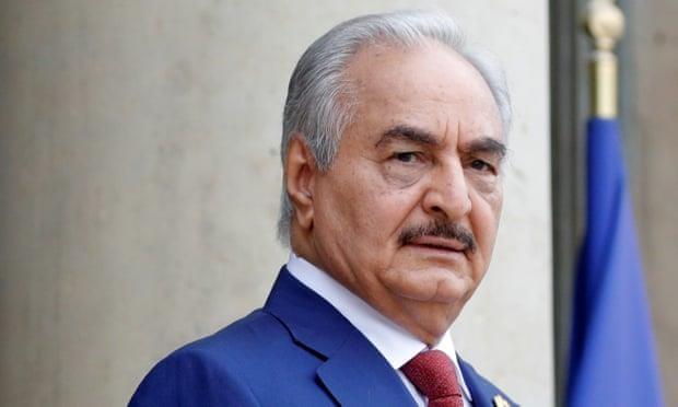 Phe tướng Haftar thua đậm phe GNA: Mất đất, mất binh sĩ - ảnh 3