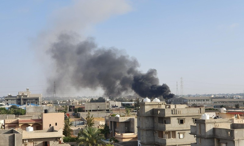 Phe tướng Haftar thua đậm phe GNA: Mất đất, mất binh sĩ - ảnh 2