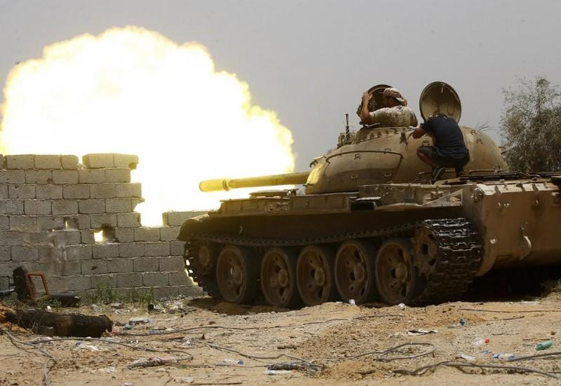 Phe tướng Haftar thua đậm phe GNA: Mất đất, mất binh sĩ - ảnh 1
