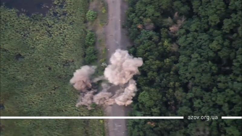 Ukraine phá hủy tổ hợp radar do Nga chế tạo ở miền Đông - ảnh 1