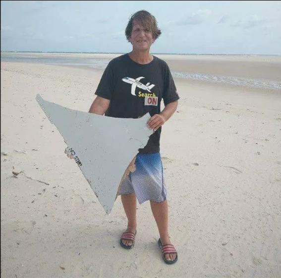 Tìm thấy thông điệp cuối cùng nghi của hành khách MH370 - ảnh 1