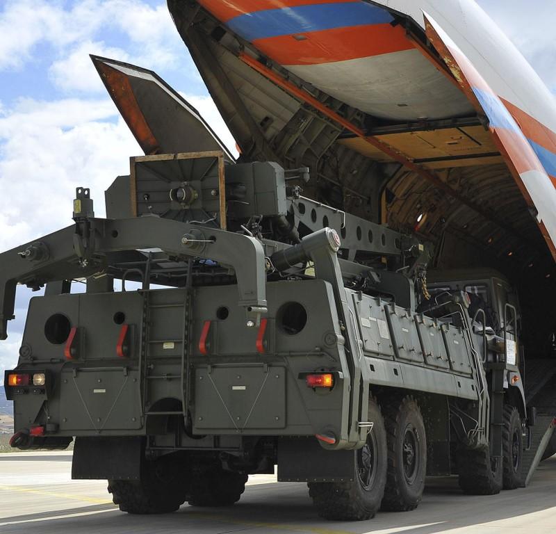 Ông Pompeo nói Mỹ thất vọng việc Thổ Nhĩ Kỳ mua S-400 - ảnh 2