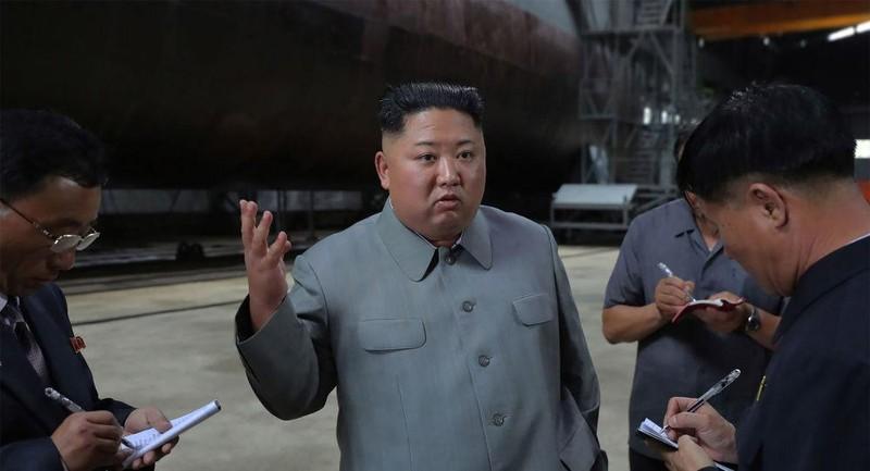 Triều Tiên nói bắn thử 'vũ khí mới' để cảnh báo Hàn Quốc - ảnh 1
