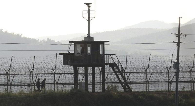 Hàn Quốc bắt giữ người đàn ông Triều Tiên vượt biên trái phép - ảnh 1