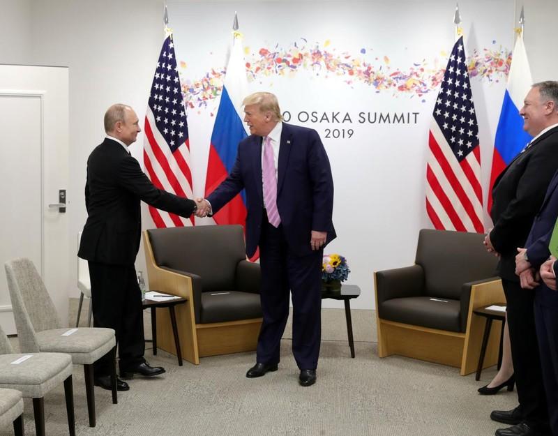 S-400: Cơ hội cuối cùng để Mỹ lật ngược tình thế trước Nga - ảnh 1