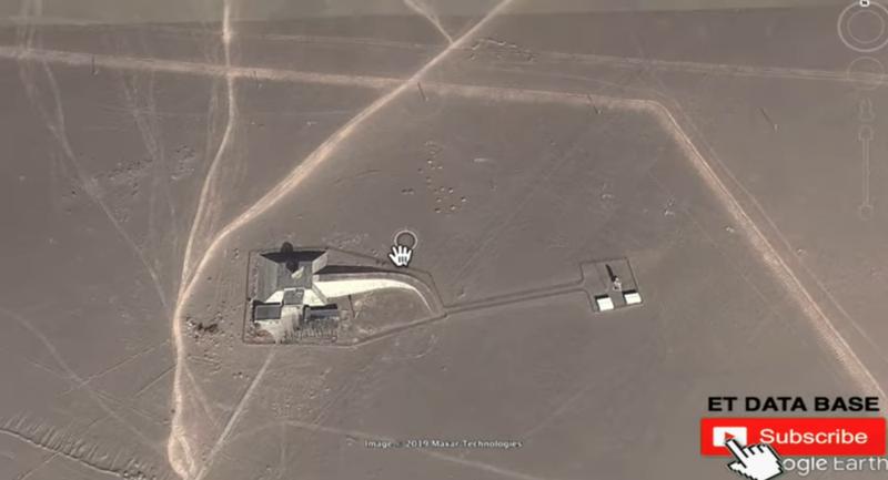Phát hiện căn cứ tuyệt mật của Trung Quốc trên Google Maps? - ảnh 1