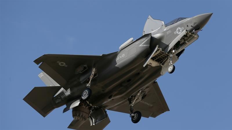 Thổ Nhĩ Kỳ 'than van' bị Mỹ loại khỏi chương trình F-35 - ảnh 1