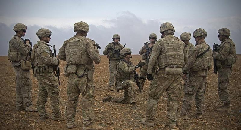Nga yêu cầu Mỹ, EU rút quân khỏi Syria - ảnh 1