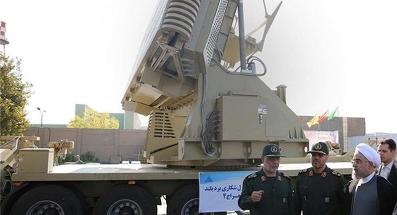 Iran ra mắt 'đối thủ' của hệ thống S-300 Nga - ảnh 1