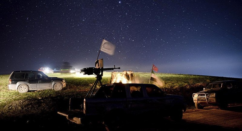 Mỹ rút khỏi nơi Thổ Nhĩ Kỳ phát động đánh người Kurd ở Syria - ảnh 1