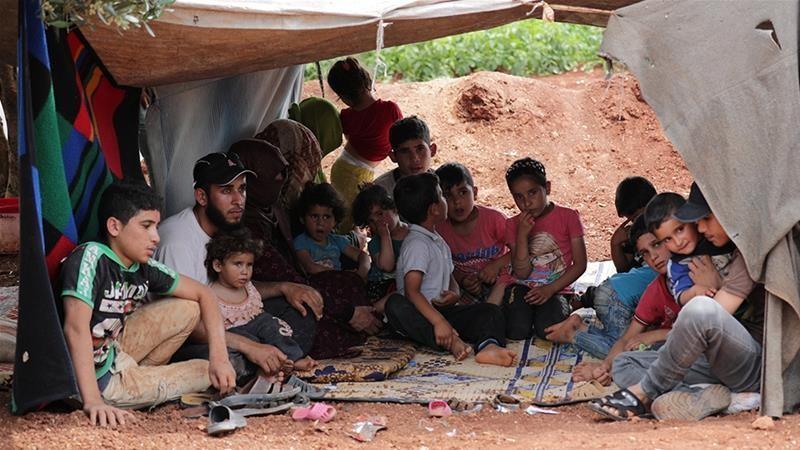Chính phủ Syria đánh Idlib: Đang đùa với lửa - ảnh 1