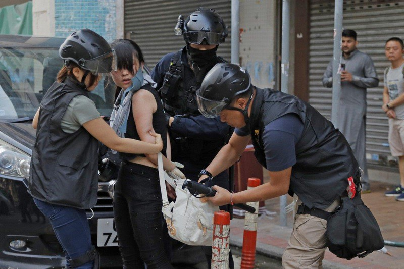 Biểu tình Hong Kong: Triều Tiên bất ngờ ủng hộ Trung Quốc - ảnh 1