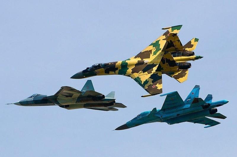 Thổ Nhĩ Kỳ đánh giá đề xuất mua Su-35 của Nga thay F-35 - ảnh 1