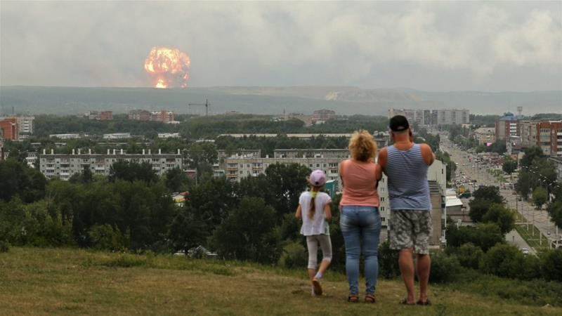 Ông Trump nói Mỹ học được nhiều từ vụ nổ tên lửa Nga - ảnh 1