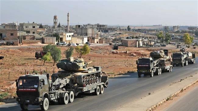 Đoàn xe Thổ Nhĩ Kỳ đi vào Idlib bị mắc kẹt do Nga không kích  - ảnh 2