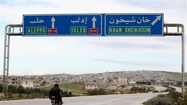 Quân đội Syria tiến vào Khan Sheikhun, phe nổi dậy 'lãnh đủ' - ảnh 1