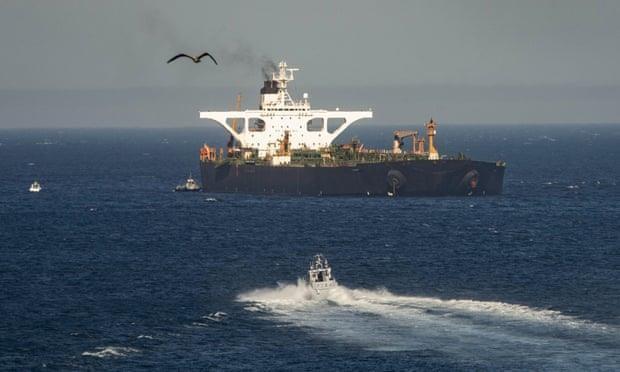 Iran: Mỹ gánh hậu quả nghiêm trọng nếu bắt tàu dầu Grace 1 - ảnh 1