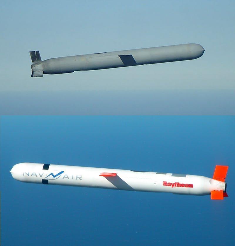 Mỹ thử tên lửa hành trình bắn trúng mục tiêu cách 500km - ảnh 2