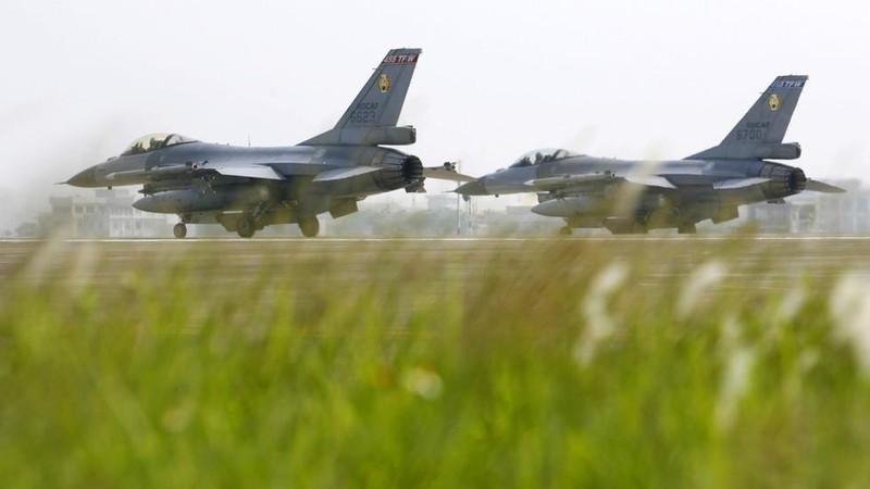 Bộ Ngoại giao Mỹ duyệt bán 66 chiếc F-16 cho Đài Loan  - ảnh 1