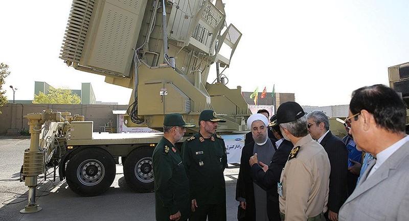Iran tiết lộ video đầu tiên về đối thủ của hệ thống S-300 Nga - ảnh 1