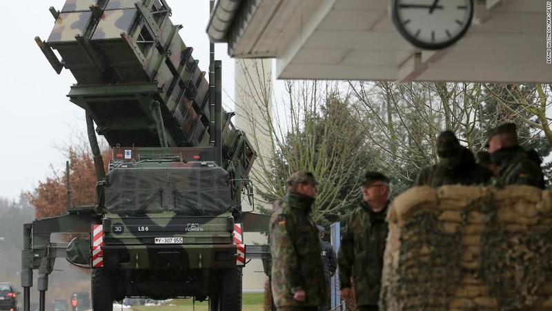 Mỹ chính thức rút lại đề nghị bán Patriot cho Thổ Nhĩ Kỳ - ảnh 1