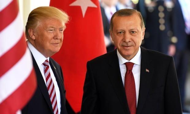 S-400: Thổ Nhĩ Kỳ còn tránh được trừng phạt từ Mỹ bao lâu nữa? - ảnh 1