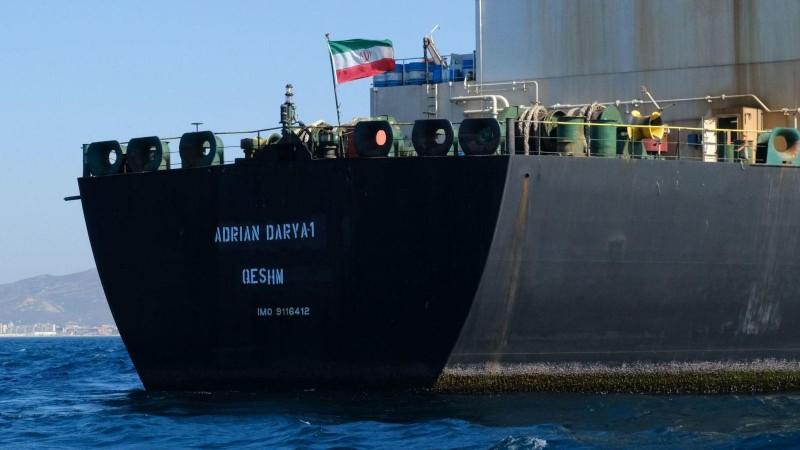Iran bán hết dầu trên tàu bị Mỹ vây bắt cho 'người bí ẩn' - ảnh 1