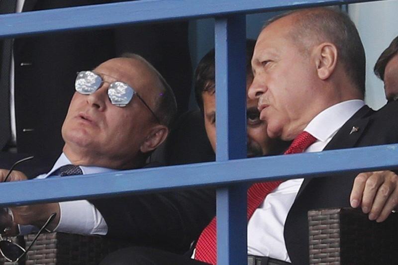 Ông Erdogan hỏi mua tiêm kích Su-57, ông Putin đáp gì? - ảnh 4