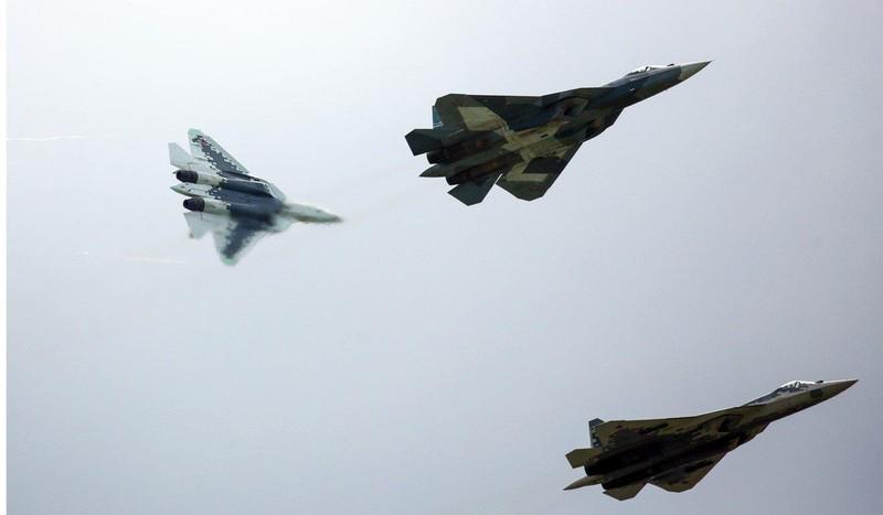 Ông Erdogan hỏi mua tiêm kích Su-57, ông Putin đáp gì? - ảnh 2